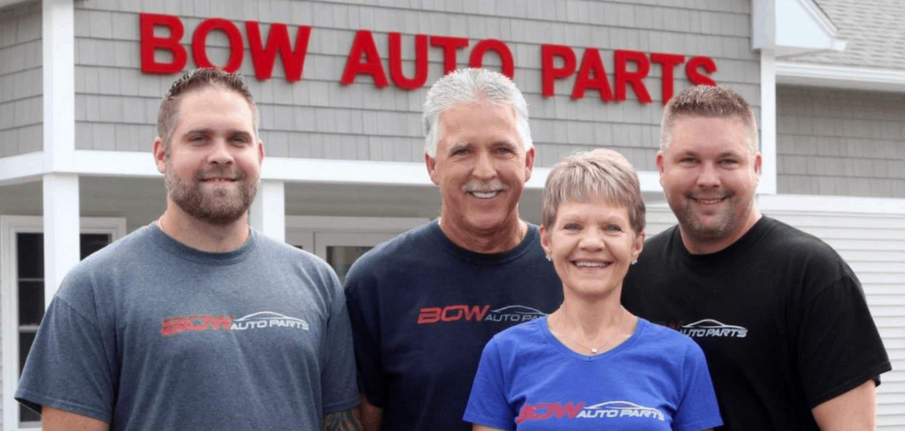 Bow Used Auto Parts Family