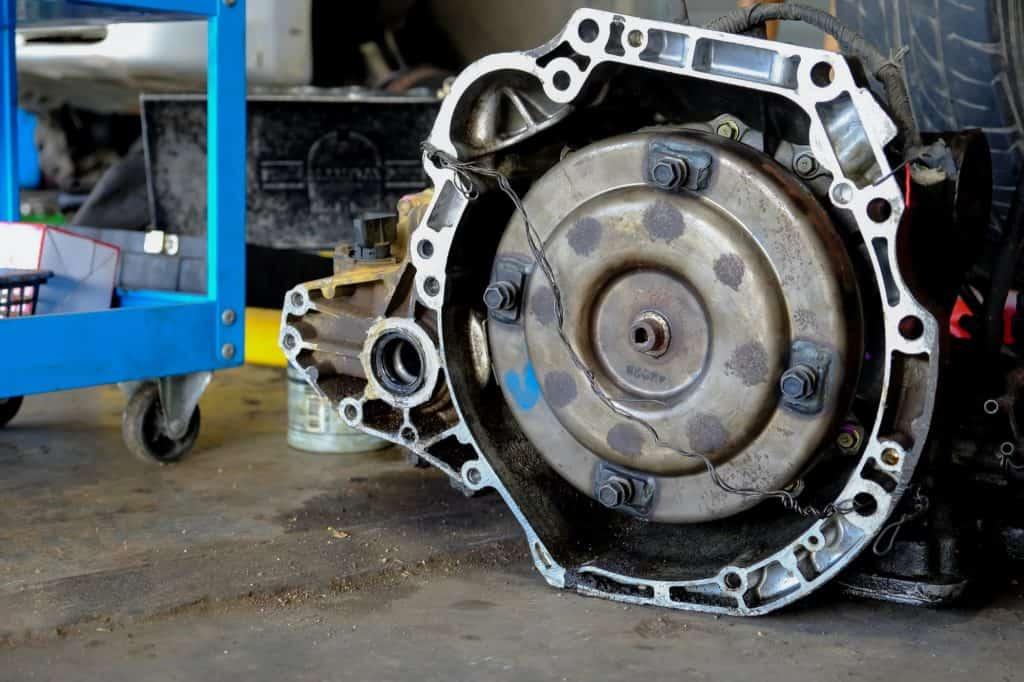Repair automatic transmission gear box.